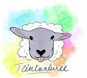 Logo_teinturlurée_laine_teinte_à_la_main