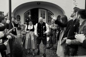 Hochzeit; Bayer, Ingolstadt, Tracht
