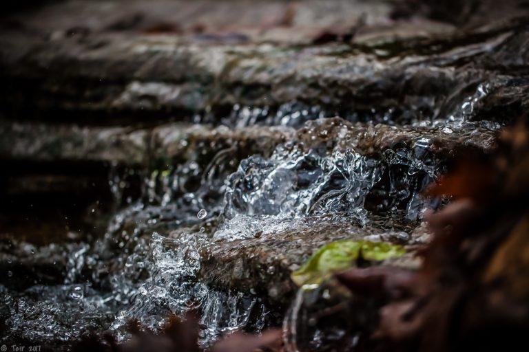 The Littleist Waterfall