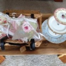 Afternoon Tea delivered in Cardiff