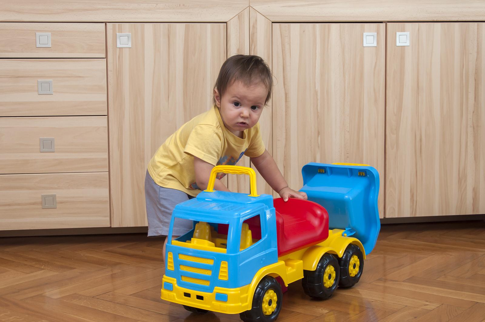 Developmental Activity A Day 12 18 Months