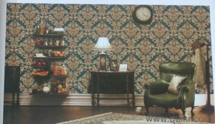Wallpaper PVC Wallpaper Designer Wallpaper Brand Home Decor