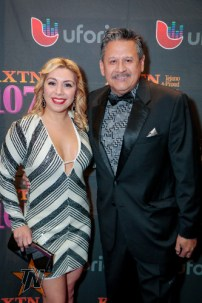 Rick Balderrama at 2015 Tejano Music Awards Purple Carpet (Photo by Ryan Bazan / Tejano Nation)
