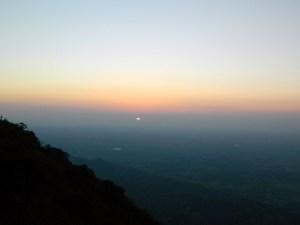 Sunset, Mount Abu