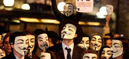 Remember, remember! The fifth of November!