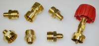 Brass Fittings Values, Brass Nipples, Disposable Cylinder ...