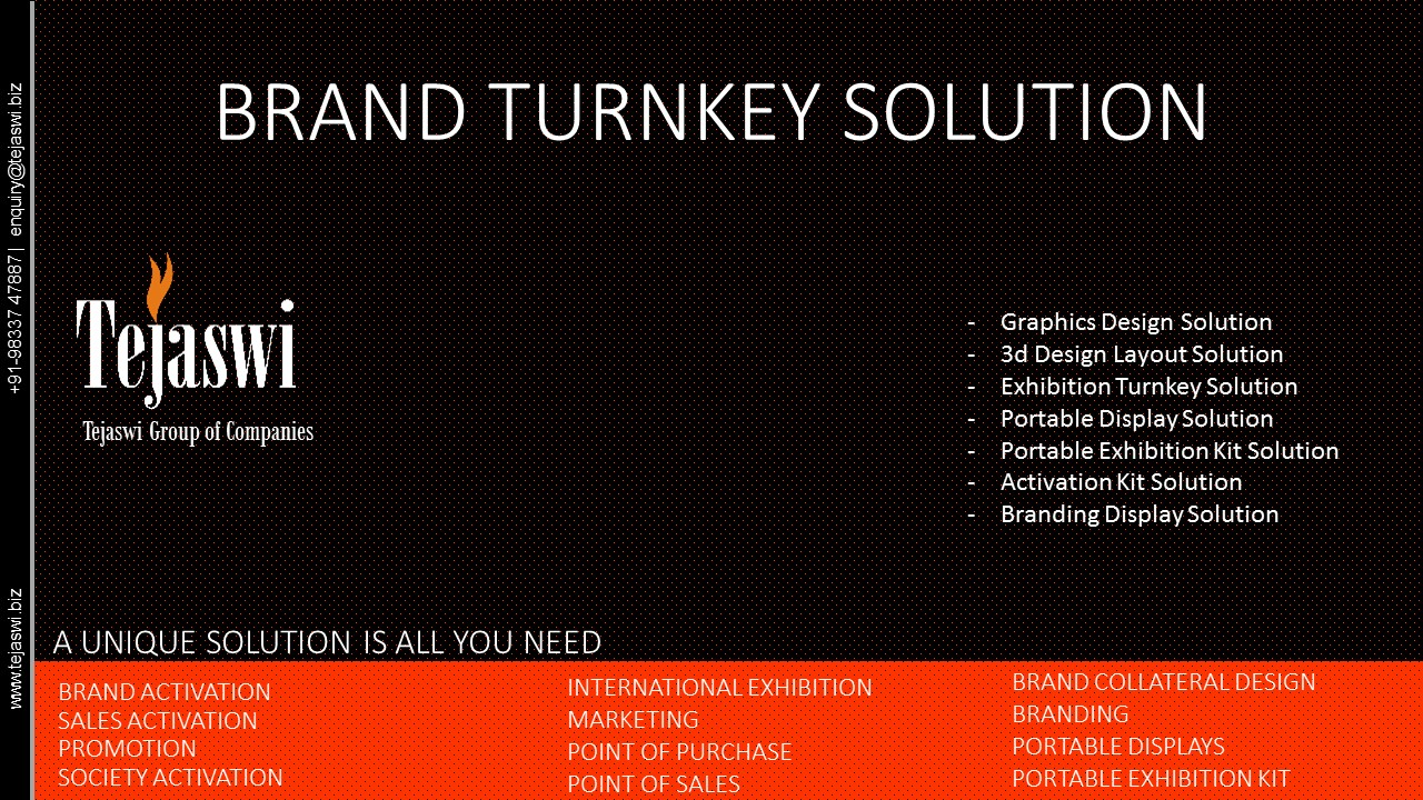 Exhibition Display Solutions : Exhibition stall designer in mumbai india stand