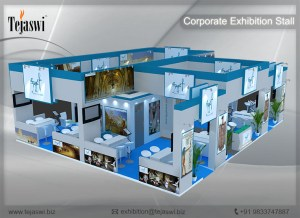 Corporate Exhibition Stalls INDIA