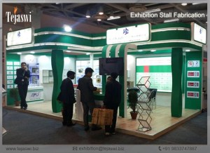 Exhibition Stall Fabrication Ahmedabad