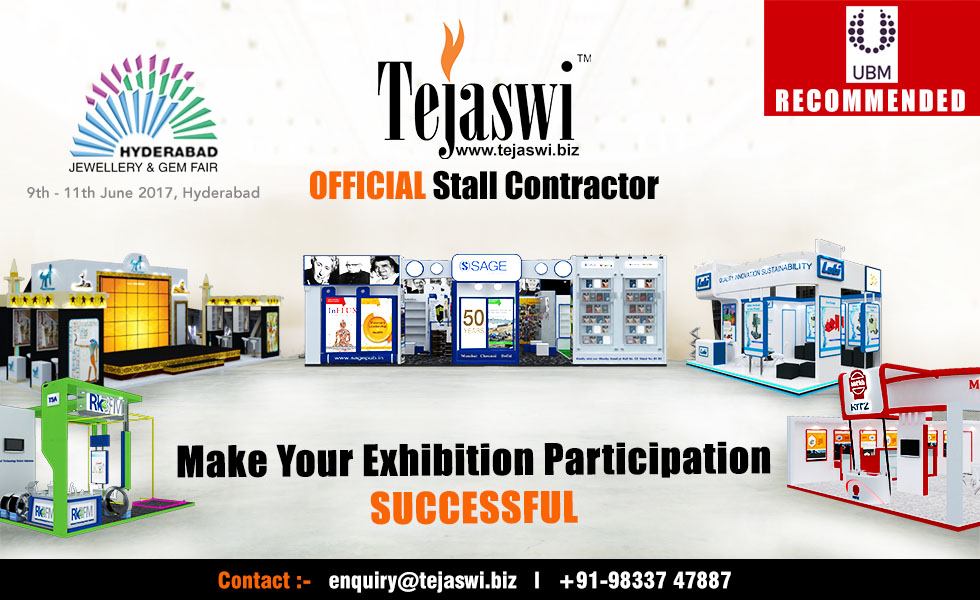 Exhibition Stall Designer in Hyderabad