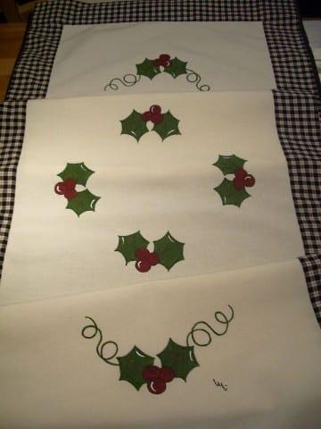 Ideas de caminos de mesa para navidad para hacer en crochet  Tejidos a crochet paso a paso