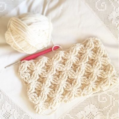 Puntada crochet