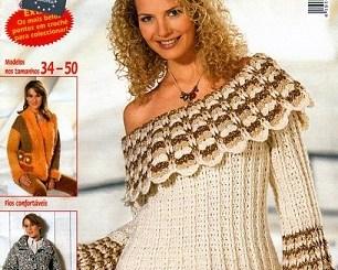 Revista moda en crochet gratis