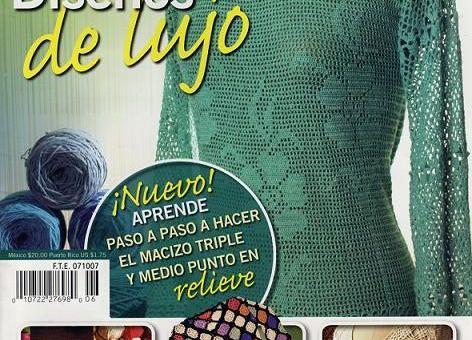 Revista crochet Arte experto gratis para descargar