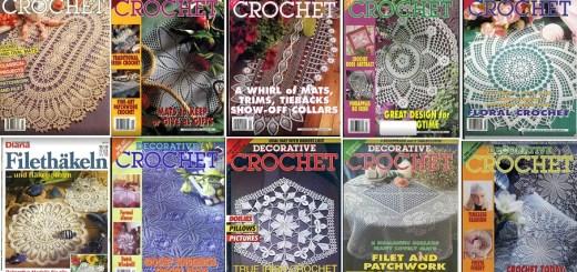 Revistas de crochet para descargar gratis