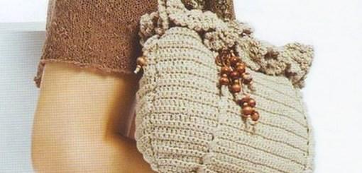 Bolsas de mano tejidas