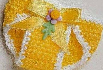 Bragas crochet bebé