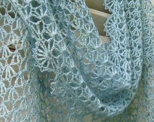 Capas a crochet