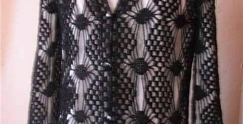 Chalecos de mujer tejidos