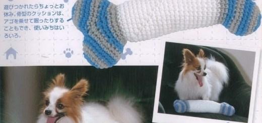 Cojín de gancho para mascota