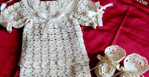 Enterito crochet bebe