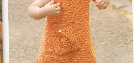 Gancho vestido bebé