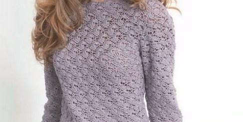 Sweaters tejidos