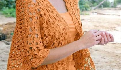 Tejidos a crochet chalecos