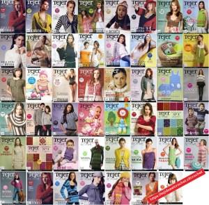 Revistas Tejer La Moda