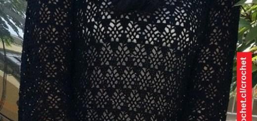 Blusa Calada en Negro
