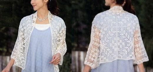 Capita Crochet Blanca