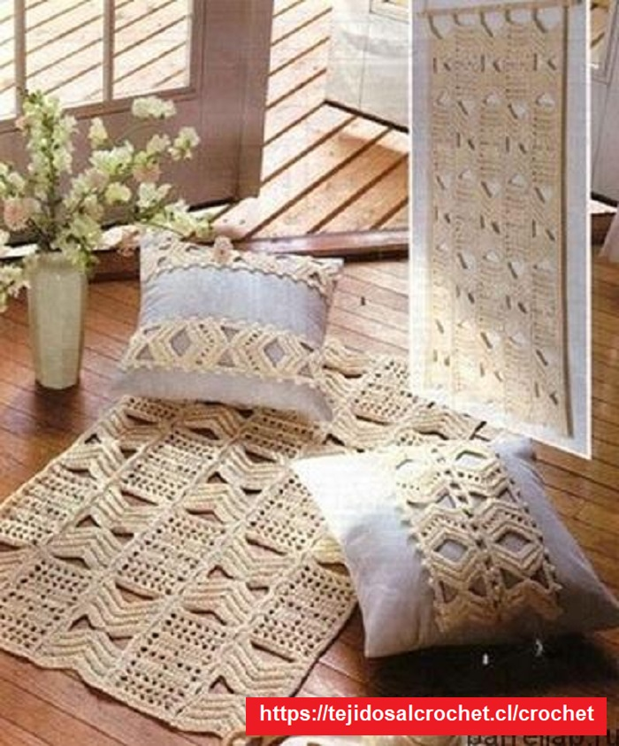 Crochet para Habitaciones