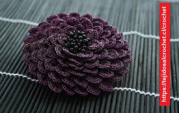 Dalia de Crochet