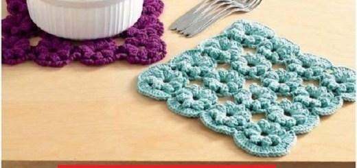 Individual Cocina Crochet