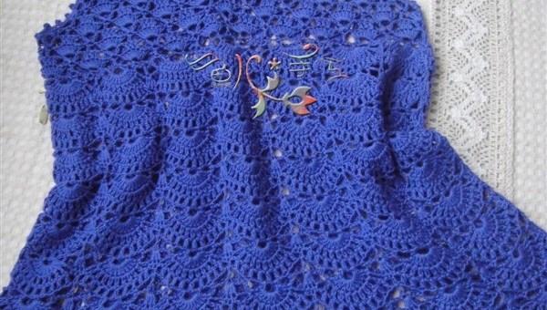 Moda en Azul Crochet