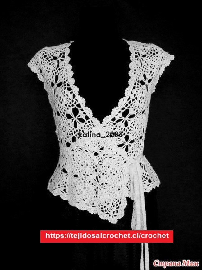 Prenda Crochet