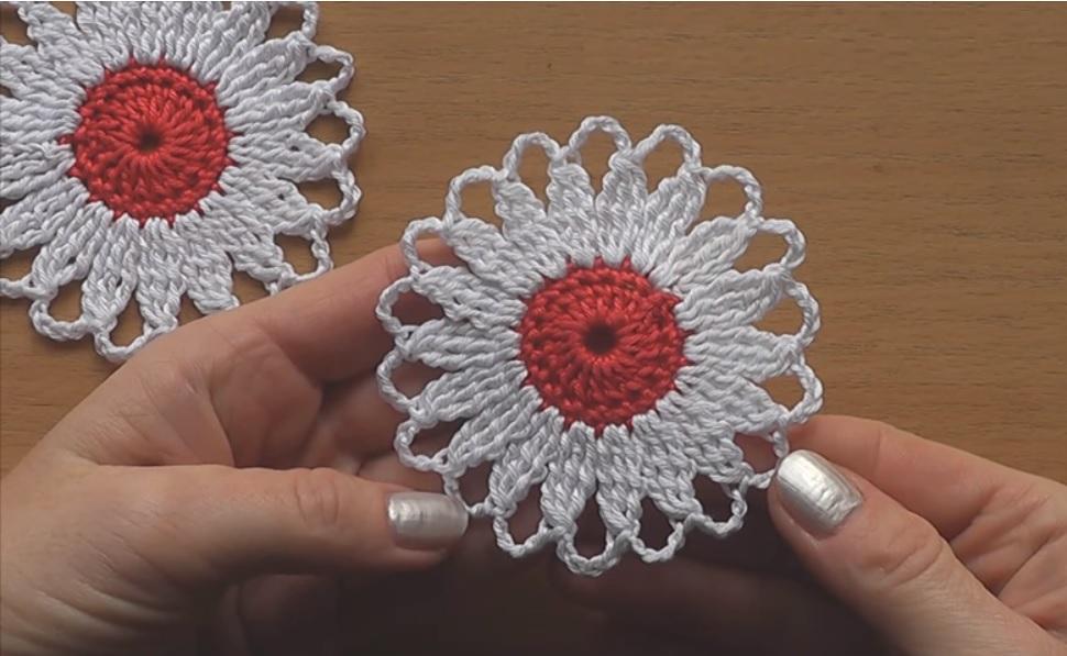 Flores Crochet Flores Patrones Tejidos Tejidos