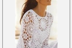 Chaleco crochet facil