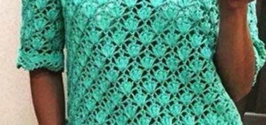 Chalecos a crochet