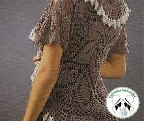 Chalecos dama tejidos