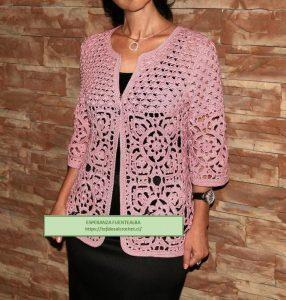 Tejidos Crochet Chalecos