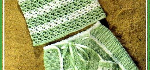 Crochet bebe patrones gratis