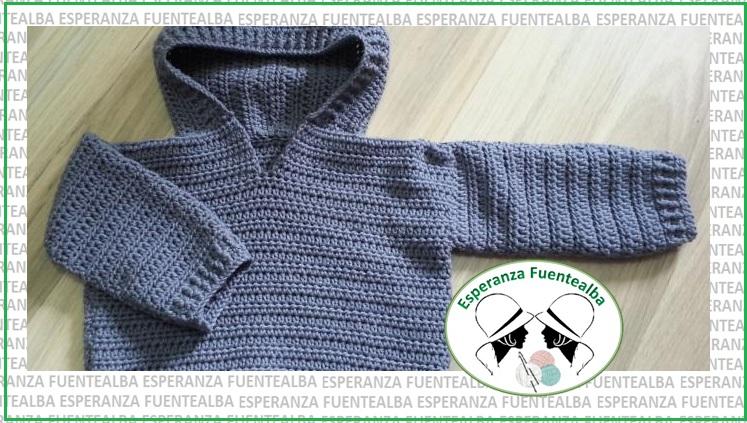 Crochet bebe varon