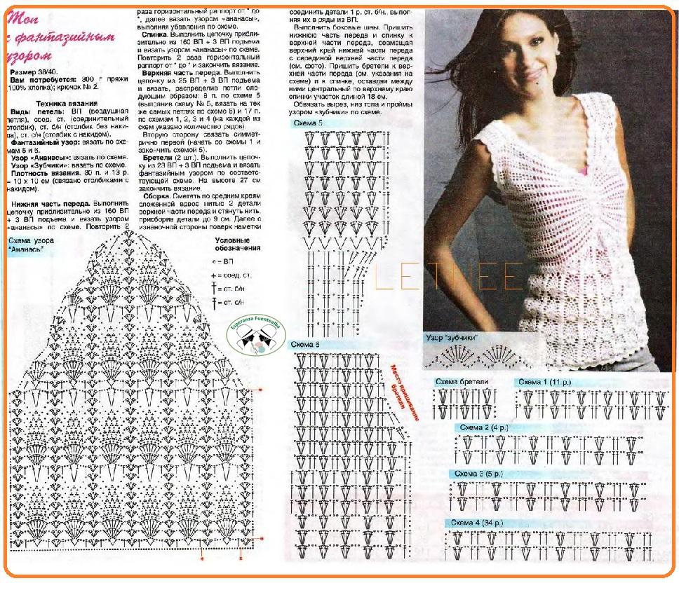 Modelos de blusas tejidas1