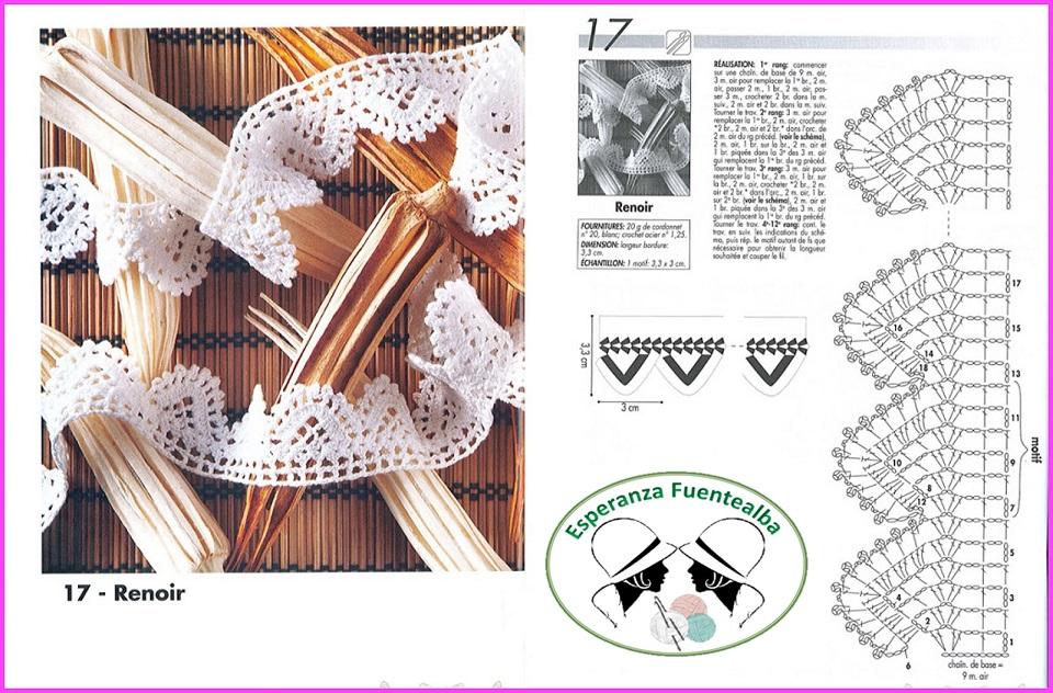 Puntillas de crochet2