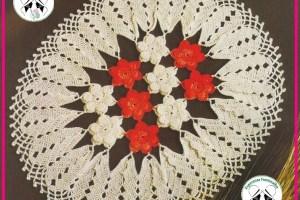 Carpetas al crochet
