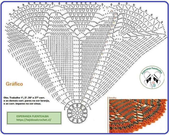 Carpetas de crochet1