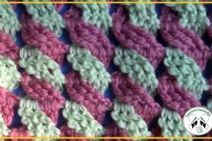 Puntadas en crochet
