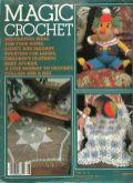 revista con crochet