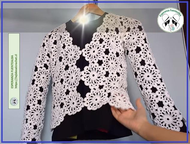 Como hacer chalecos tejidos